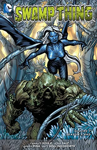 Swamp Thing (2011-2015) Tome 7: Season's End