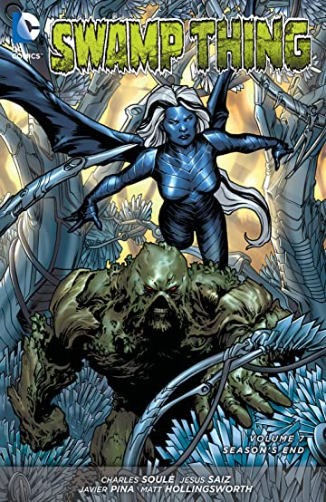 Swamp Thing (2011-2015) Vol. 7: Season's End
