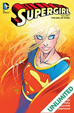 Supergirl (2005-2011) Vol. 1: The Girl of Steel