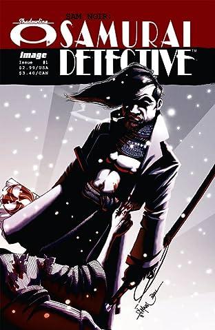 Sam Noir Samurai Detective #1