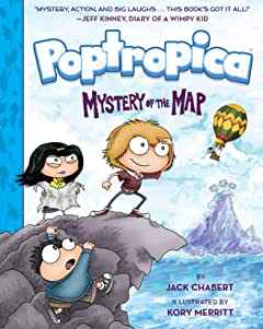 Poptropica Vol. 1: Mystery of the Map