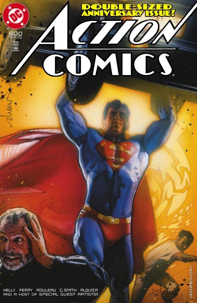 Action Comics (1938-2011) No.800