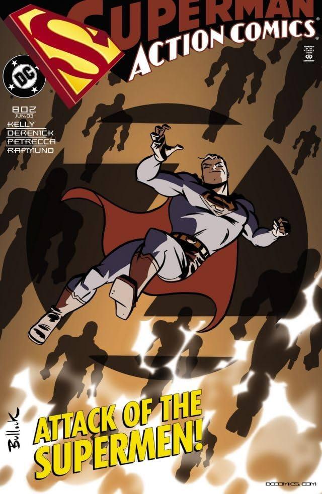 Action Comics (1938-2011) #802