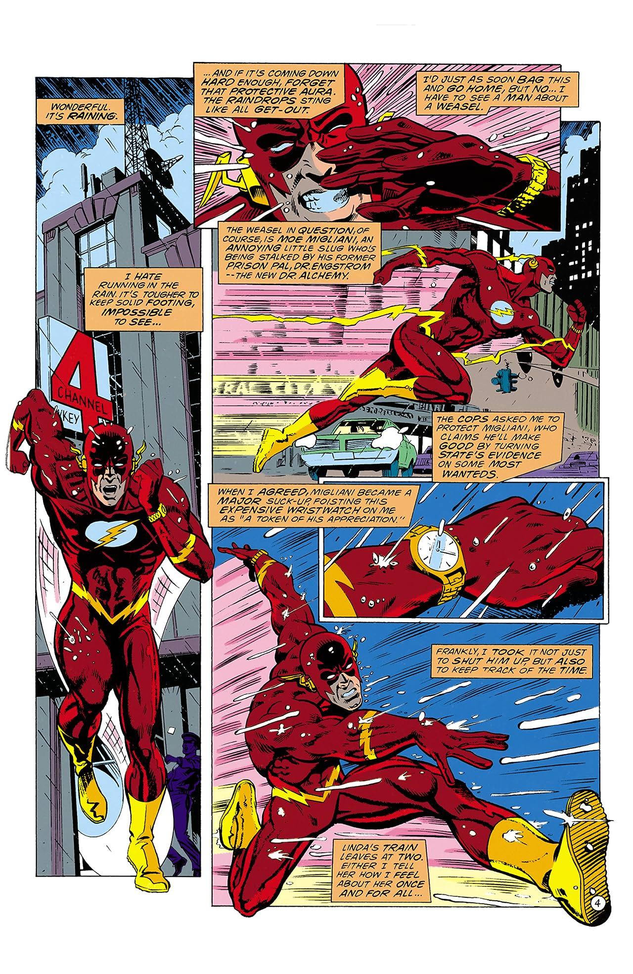 The Flash (1987-2009) #72