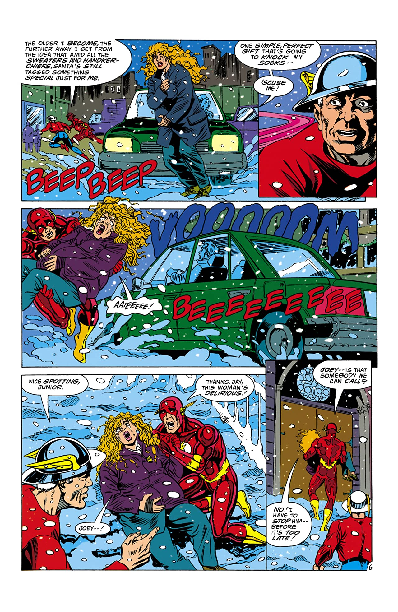 The Flash (1987-2009) #73