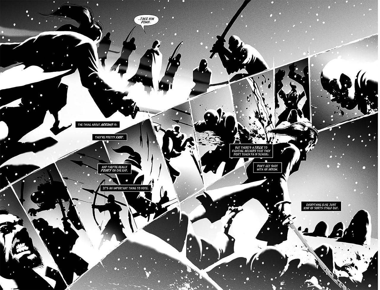 Sam Noir Samurai Detective #2