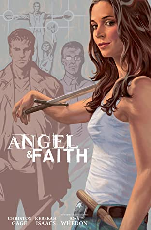 Angel and Faith: Season 9: Library Edition Vol. 3