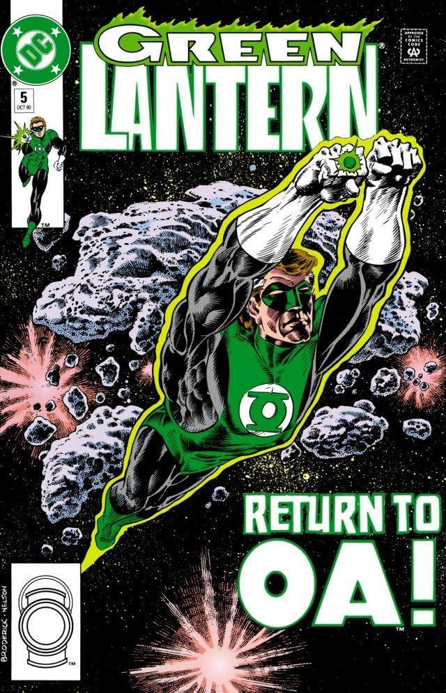 Green Lantern (1990-2004) #5