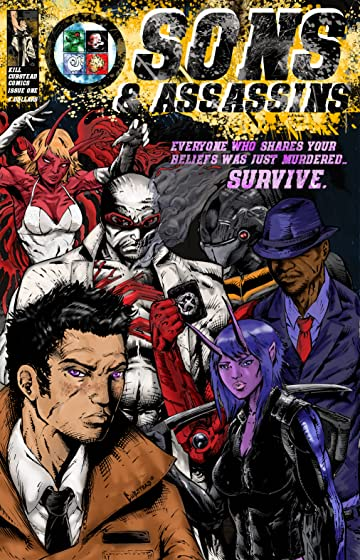 Sons & Assassins #1