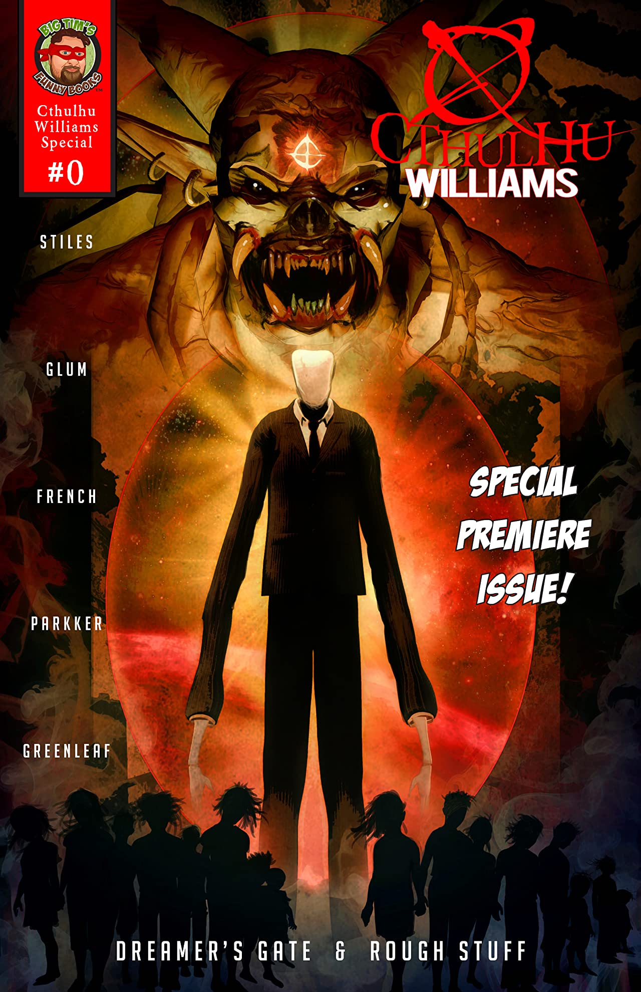 Cthulhu Williams #0
