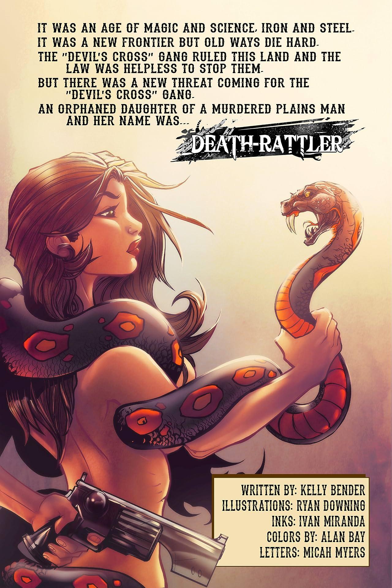 Death-Rattler #1