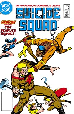 Suicide Squad (1987-1992) #7