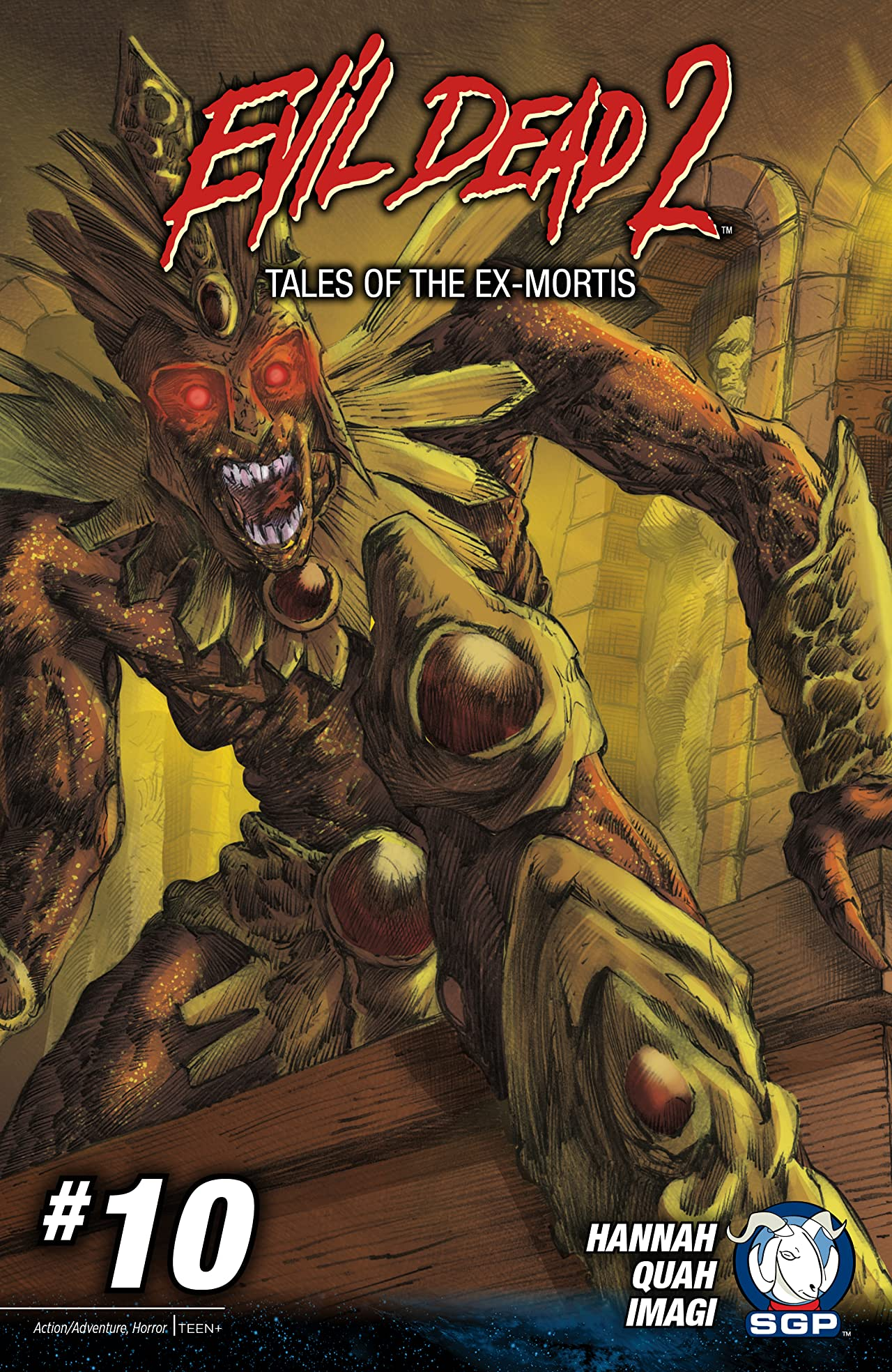 Evil Dead 2: Tales of the Ex-Mortis #10