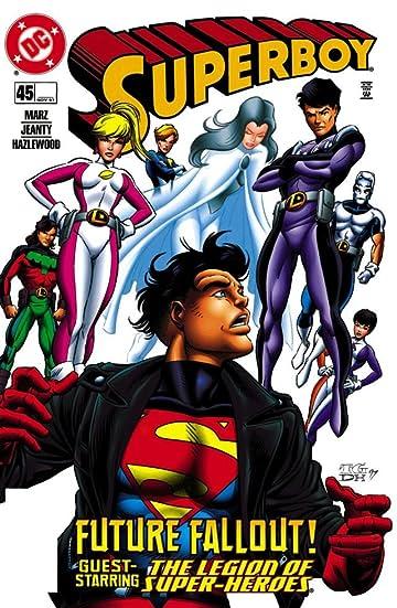 Superboy (1994-2002) #45