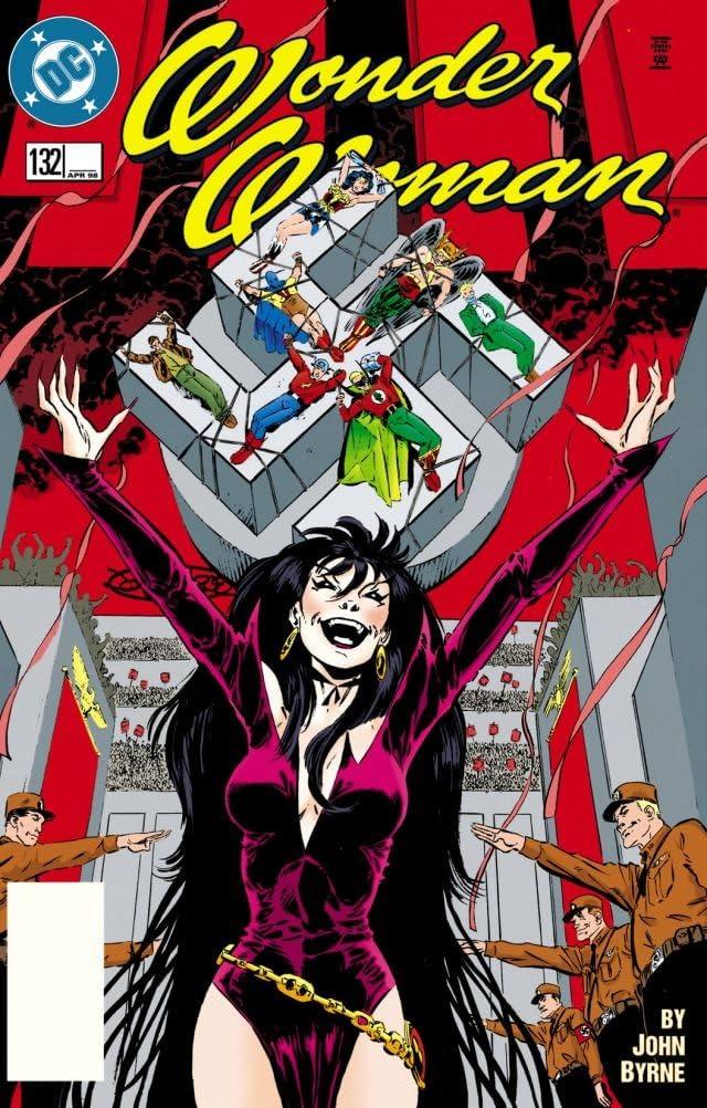 Wonder Woman (1987-2006) #132