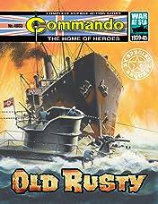 Commando #4883: Old Rusty