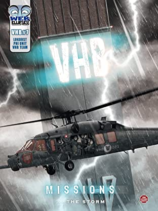 V.H.B. Tome 7: Missions : ... the storm