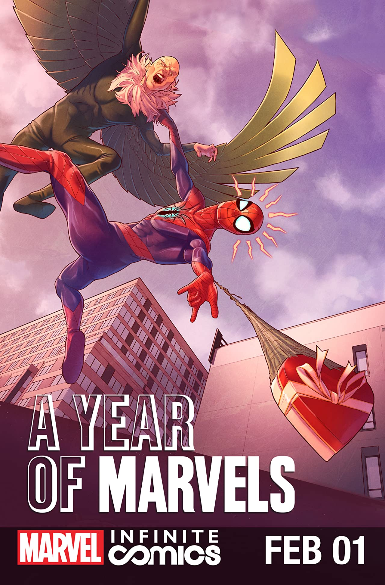 A Year Of Marvels: February Infinite Comic #1