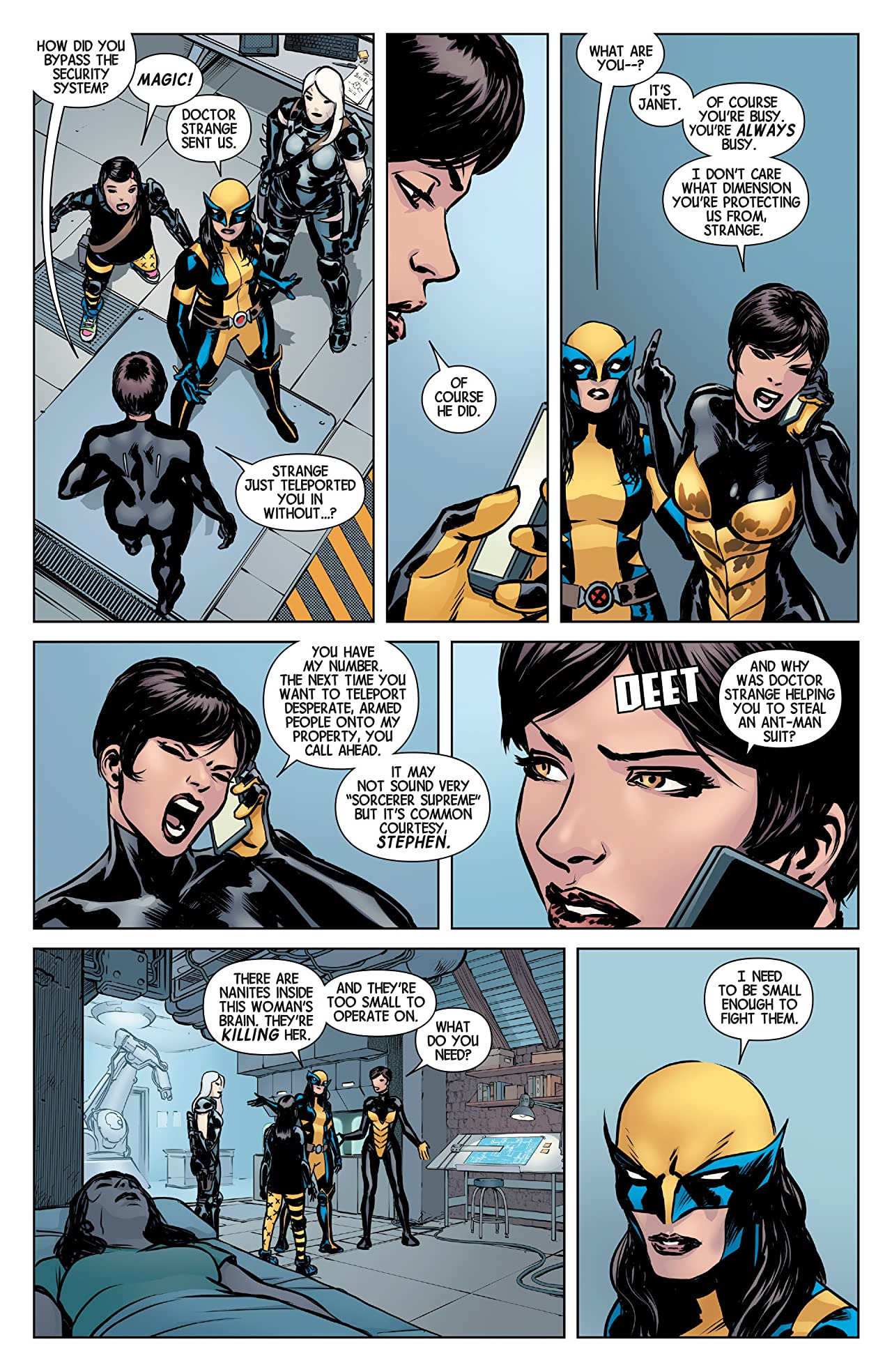 All-New Wolverine (2015-) #5