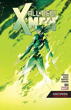 All-New X-Men (2015-2017) No.4