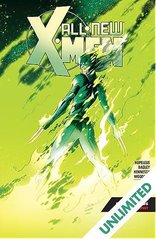 All-New X-Men (2015-2017) #4