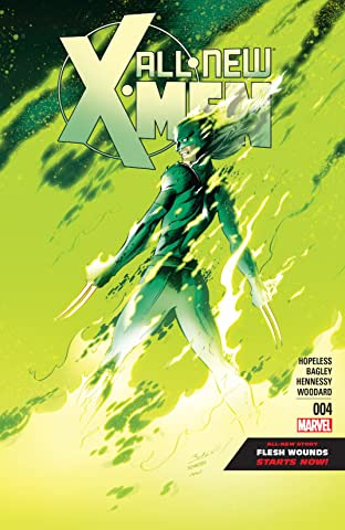 All-New X-Men (2015-) #4