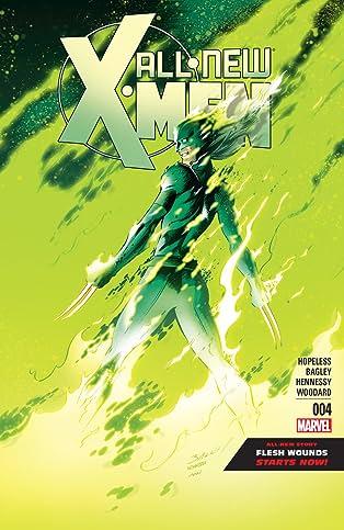 All-New X-Men (2015-) #4