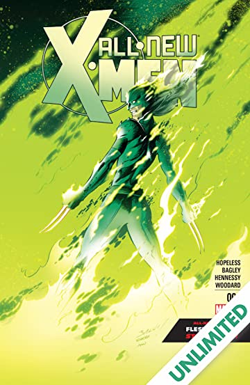 All-New X-Men (2015-2017) #4