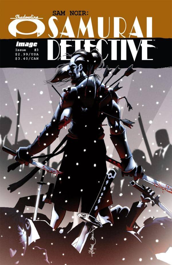 Sam Noir Samurai Detective #3