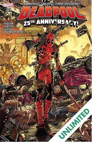 Deadpool (2015-) #7