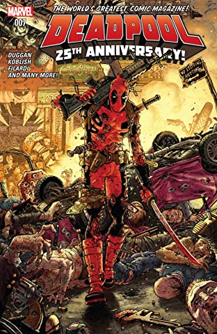 Deadpool (2015-2017) No.7