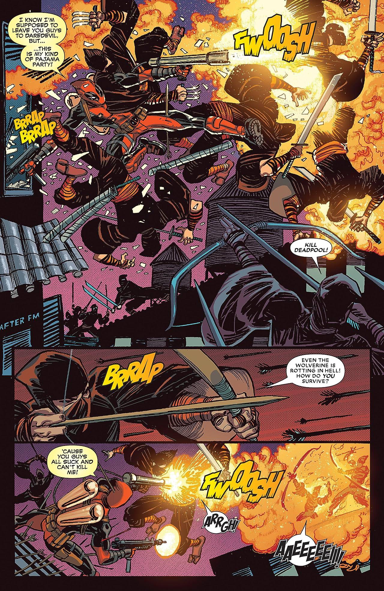 Deadpool (2015-2017) #7