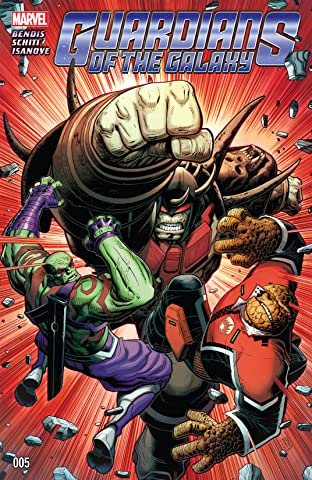 Guardians of the Galaxy (2015-) #5