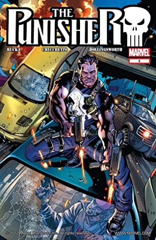 Punisher (2011-2012) #2