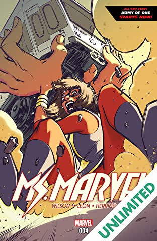 Ms. Marvel (2015-2019) #4