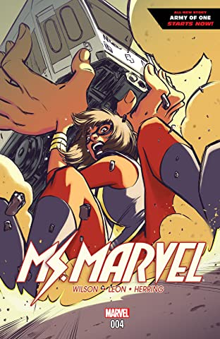 Ms. Marvel (2015-) #4