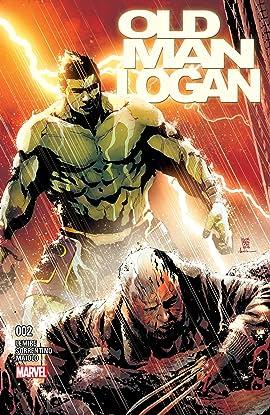 Old Man Logan (2016-2018) #2