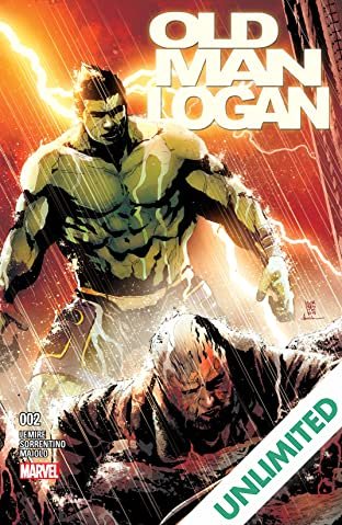 Old Man Logan (2016-) #2