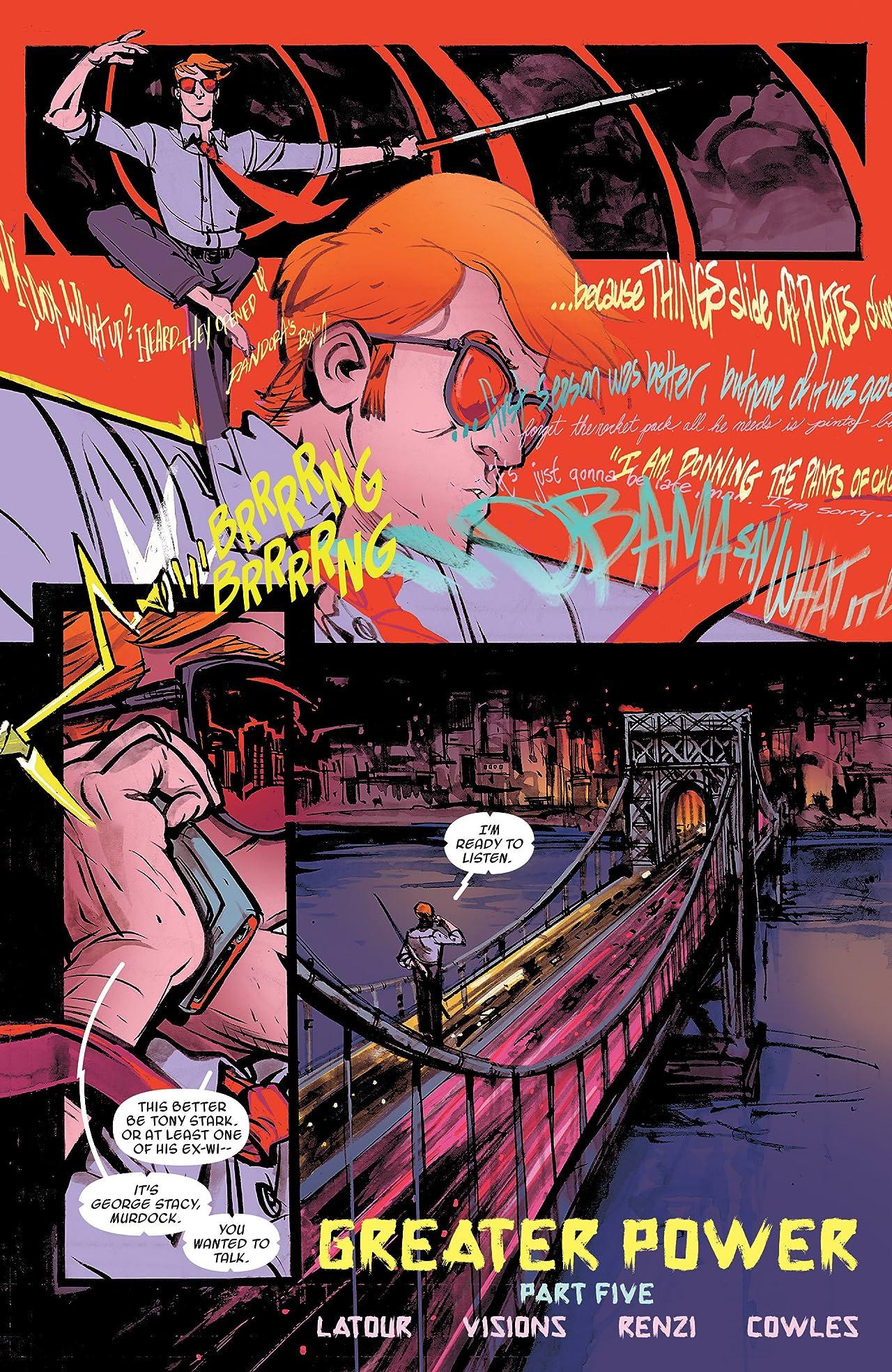 Spider-Gwen (2015-2018) #5