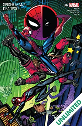 Spider-Man/Deadpool (2016-2019) #2