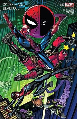 Spider-Man/Deadpool (2016-2019) #2