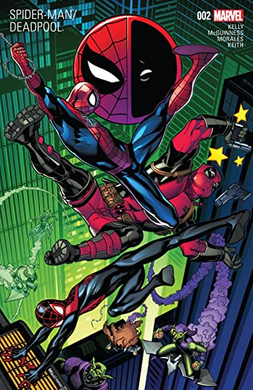 Spider-Man/Deadpool (2016-) #2