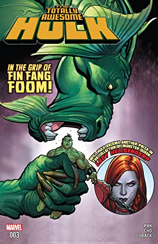 The Totally Awesome Hulk (2015-2017) No.3