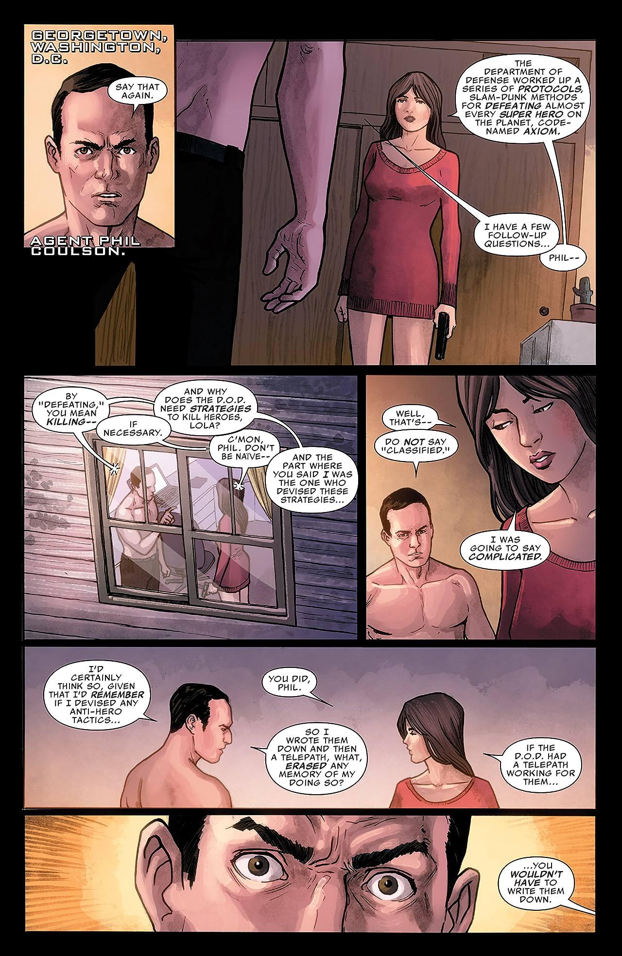 Agents of S.H.I.E.L.D. (2016) #2