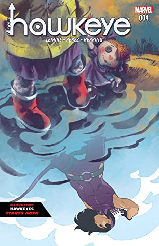 All-New Hawkeye (2015-) #4