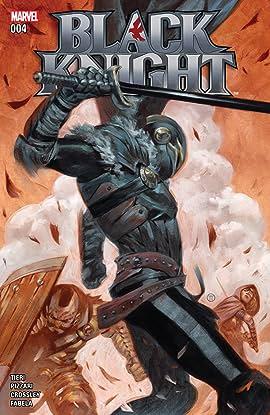 Black Knight (2015-2016) #4