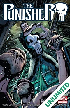 Punisher (2011-2012) #4