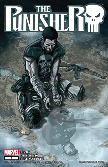 Punisher (2011-2012) #5
