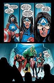 New Avengers (2015-2016) #6