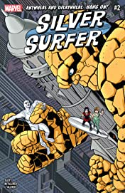 Silver Surfer (2016-2017) #2